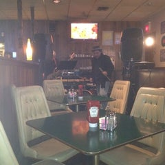 Photo taken at Colonial Lounge by Derek A. on 2/11/2012