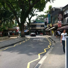 Photo taken at Holland Village by Aizel M. on 8/11/2012
