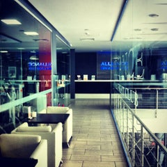 Photo taken at Alliance Gym & Fight Club by Дмитрий on 8/20/2012