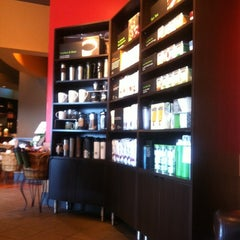 Photo taken at Starbucks by Cicelle D. on 3/10/2012
