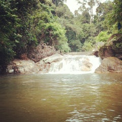 Photo taken at Hutan Lipur LATA JARUM by Jaws I. on 6/27/2012