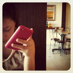 Photo taken at Cab Cafe by Chelle on 2/29/2012