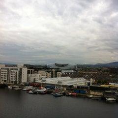 Photo taken at Facebook Dublin by Manu D. on 5/8/2012