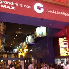 Photo taken at Novo Cinemas نوڤو سينما by Kurt B. on 6/29/2012