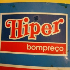 Photo taken at Hiper Bompreço by Bruno S. on 6/5/2012