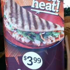 Photo taken at Tropical Smoothie Café by Kevin L. on 6/2/2012