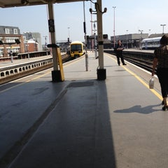 Photo taken at Platform 4 by Donald S. on 5/22/2012