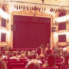 Photo taken at Teatre Tívoli by Cristina A. on 9/10/2012