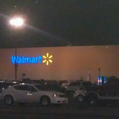 Photo taken at Walmart Supercenter by Mark L. on 6/9/2012
