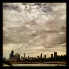Photo taken at Fullerton Beach by Christopher D. on 8/12/2012