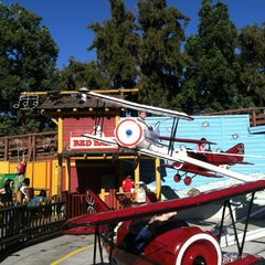 Photo taken at Camp Snoopy by Shane K. on 7/16/2012