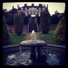 Photo taken at Devere Venues Hunton Park by Tom G. on 7/1/2012