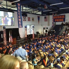 Photo taken at Naperville North High School by Will S. on 5/19/2012
