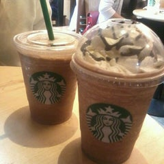 Photo taken at Starbucks by Valeria M. on 5/29/2012