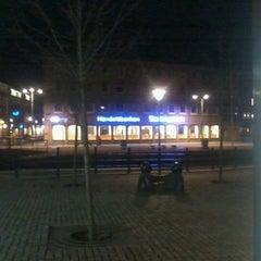 Photo taken at Handelsbanken by Abraham V. on 3/23/2012