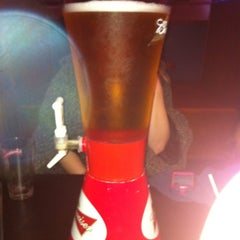 Photo taken at Halftime Sports Pub by Kelly K. on 2/17/2012