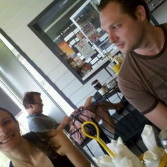 Photo taken at Crepes A Latte The Cafe by Cassaundra S. on 7/4/2012