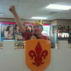 Photo taken at Burger King® by Emmanuel E. on 8/25/2012
