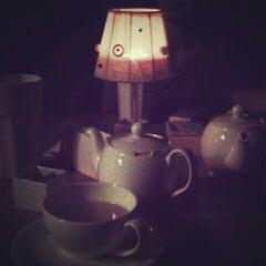 Photo taken at Green Tea by Preda B. on 6/9/2012