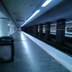 Photo taken at MARTA - Civic Center Station by Melissa H. on 4/30/2012