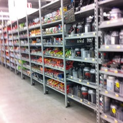 Photo taken at Decathlon by Michael W. on 8/31/2012