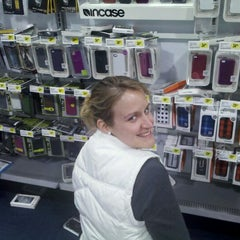 Photo taken at Best Buy by Julio G. on 2/19/2012