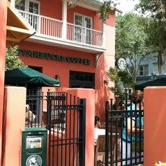 Photo taken at Starbucks by Ben M. on 6/5/2012