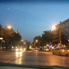 Photo taken at Acıbadem by Murat on 7/4/2012