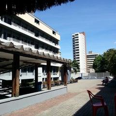 Photo taken at Centro Universitário Estácio do Ceará by Nathalia C. on 8/1/2012