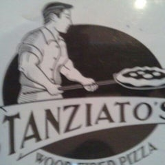 Photo taken at Stanziato's Wood Fired Pizza by Jan R. on 3/6/2012