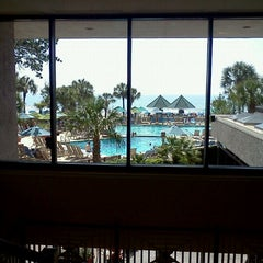 Photo taken at Hilton Head Marriott Resort & Spa by Luis V. on 4/29/2012