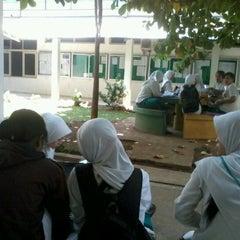 Photo taken at STIKES Widya Husada by Ipung V. on 8/15/2012