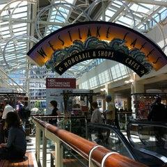 Photo taken at Westlake Center by Weera C. on 7/4/2012