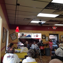Photo taken at Celebrity's Hot Dogs by David T. on 5/31/2012