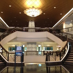 Photo taken at Plaza Athénée Bangkok, A Royal Méridien Hotel by MaeKwankao on 8/9/2012