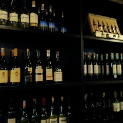 Photo taken at d'TREE Beer & Wine Gallery by Chriss T. on 9/8/2012
