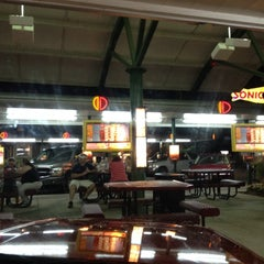 Photo taken at SONIC Drive In by Kimberly C. on 5/20/2012