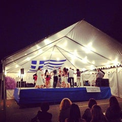 Photo taken at Vancouver Greek Summer Festival by Tyler Y. on 7/8/2012