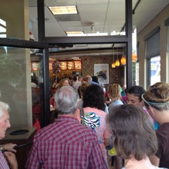 Photo taken at Chick-fil-A by George B. on 8/1/2012