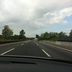 Photo taken at A4 Torino - Trieste by Dan L. on 5/5/2012