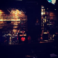 Photo taken at Stout Irish Sports Pub by Stefan M. on 8/20/2012