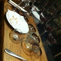 Photo taken at Weinraum st.martins by Josef T. on 2/13/2012