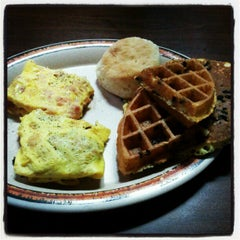 Photo taken at Chuck Wagon Restaurant by Edward E. on 4/22/2012