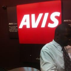 Photo taken at Avis Car Rental by Jasper W. on 5/5/2012