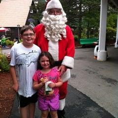 Photo taken at Santa's Village by Karyn A. on 8/16/2012