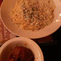 Photo taken at The Old Spaghetti Factory by Amy J. on 8/1/2012