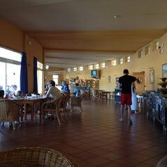 Photo taken at Aparthotel Tirant Playa by Evgeniy on 8/1/2012