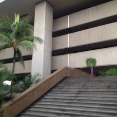 Photo taken at Palacio de Gobierno by MT on 8/28/2012