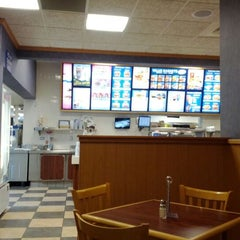 Photo taken at Culver's by Rick B. on 4/19/2012