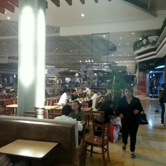 Photo taken at Oakland Mall Food Court by Ramon S. on 7/10/2012